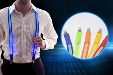 LED Suspenders