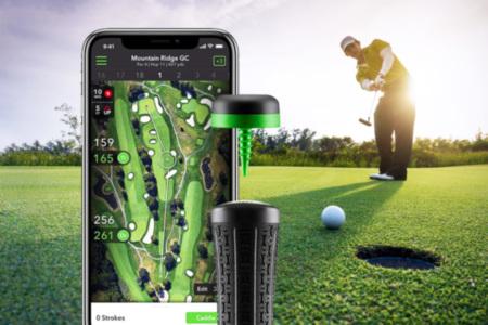 Golf Caddie Smart Sensor