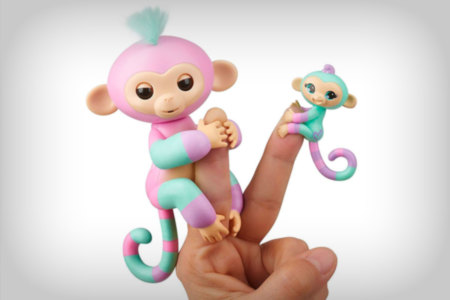 Fingerlings Baby Monkey Toys