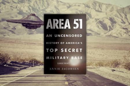Area 51: The Book