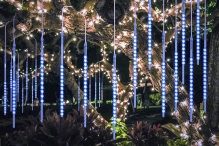 Cascading Lights