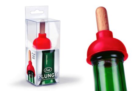 Plunge Bottle Stopper