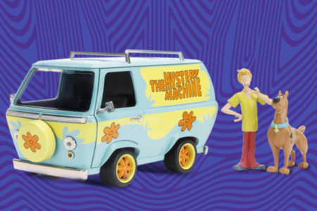 Mystery Machine Diecast Collectible