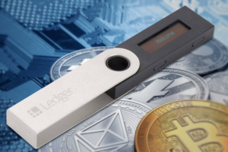 Cryptocurrency Hardware Wallet