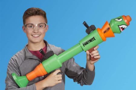 Nerf Bazooka