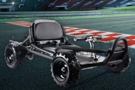 Mini Off-Road Go-Kart