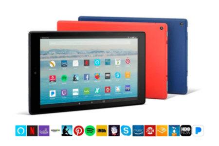 Fire HD10 Tablet