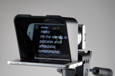 Parrot Portable Teleprompter