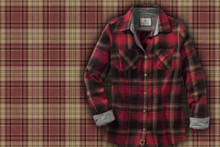 Flannel Shirt (Hers)
