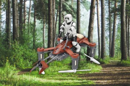 Star Wars Speeder Bike: Collector Edition
