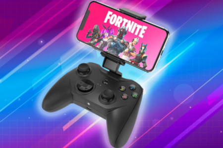 Smart Phone Game Controller
