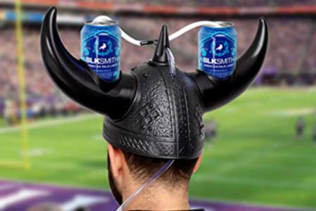 Viking Beer Helmet