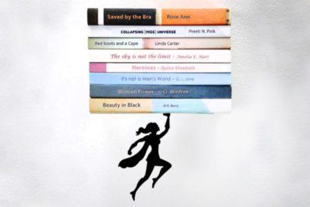 Superwoman Bookshelf