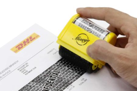 Identity Theft Stamp