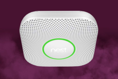 Nest Smoke and Carbon Monoxide Alarm