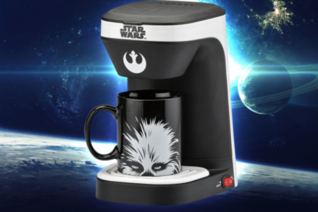 Star Wars Coffee Machine With Mug