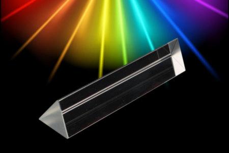 Spectral Light Glass