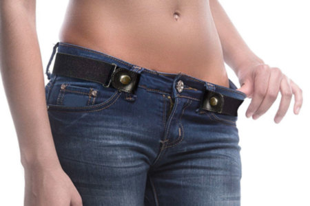 Buckleless Belt