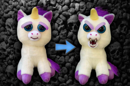 Transforming Plush Toy