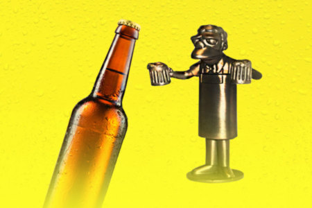 Moe Bottle Opener