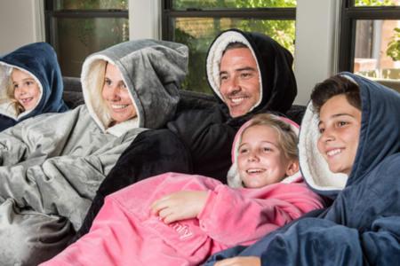 THE COMFY Blanket Hoodie