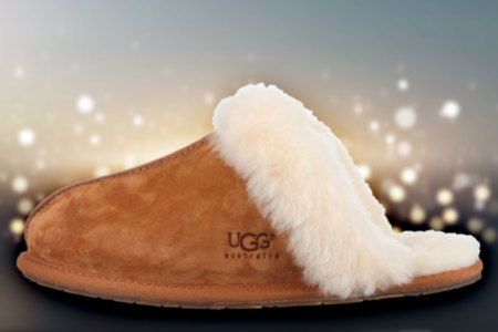 UGG Slippers (Hers)