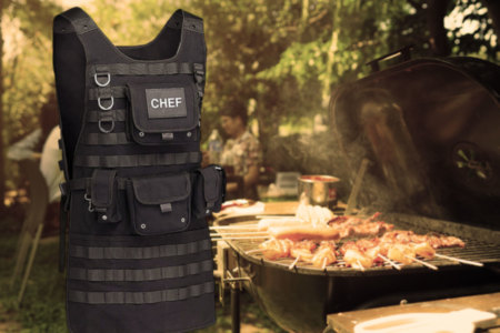 Tactical Chef's Apron