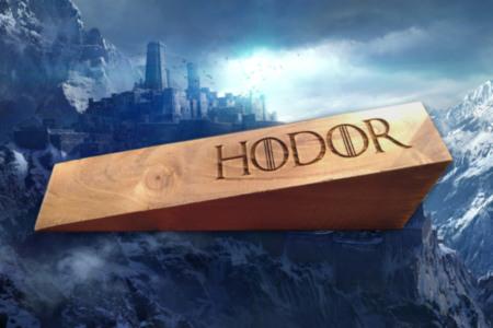 Hodor Doorstop