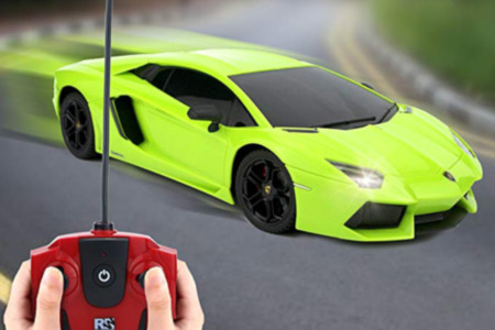 Lamborghini Aventador RC